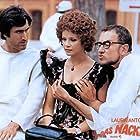 Laura Antonelli, Lando Buzzanca, and Enzo Robutti in Il merlo maschio (1971)