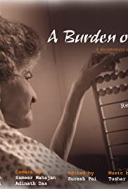 A Burden Of Love Poster