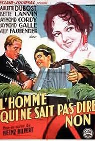 L'homme qui ne sait pas dire non (1932)