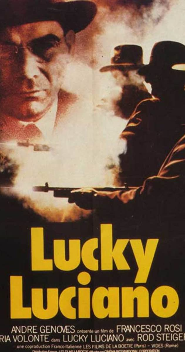 Lucky Luciano (1973) - Quotes - IMDb