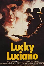 Lucky Luciano (1973) Poster - Movie Forum, Cast, Reviews
