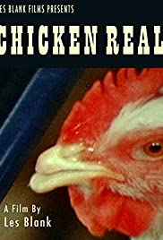 Chicken Real Poster