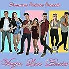 Jiancarlos Vasquez, Jonathan Dennill, Myri Houli, Katie Dalmas, Mackenzie Augustin, Trevor Sean, and Nicholas Adams in Virgin Love Diaries