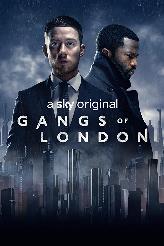 Gangs of London 2020 S01 Complete English 720p WEB-DL Free Download