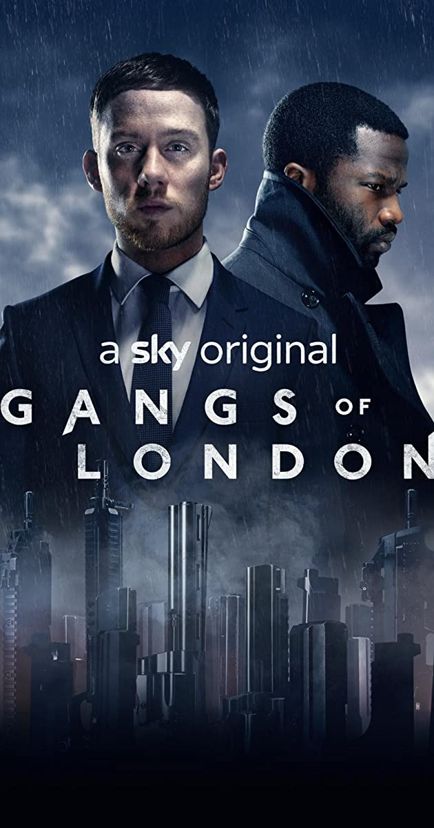 Gangs Of London Tv Series 2020 Full Cast Crew Imdb