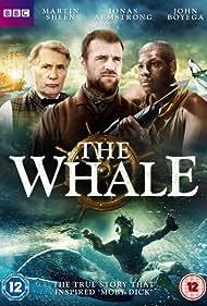 Martin Sheen, Jonas Armstrong, and John Boyega in The Whale (2013)