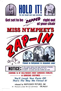Redbox movies Miss Nymphet's Zap-In USA [hddvd]