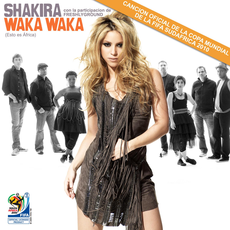 دانلود زیرنویس فارسی فیلم Shakira Feat. Freshlyground: Waka Waka (This Time for Africa)