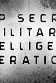 Top Secret Military Intelligence Operations Poster