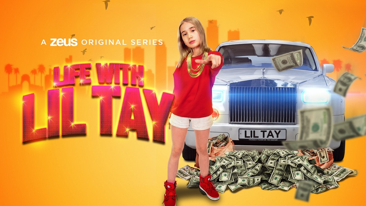 Lil Tay Car
