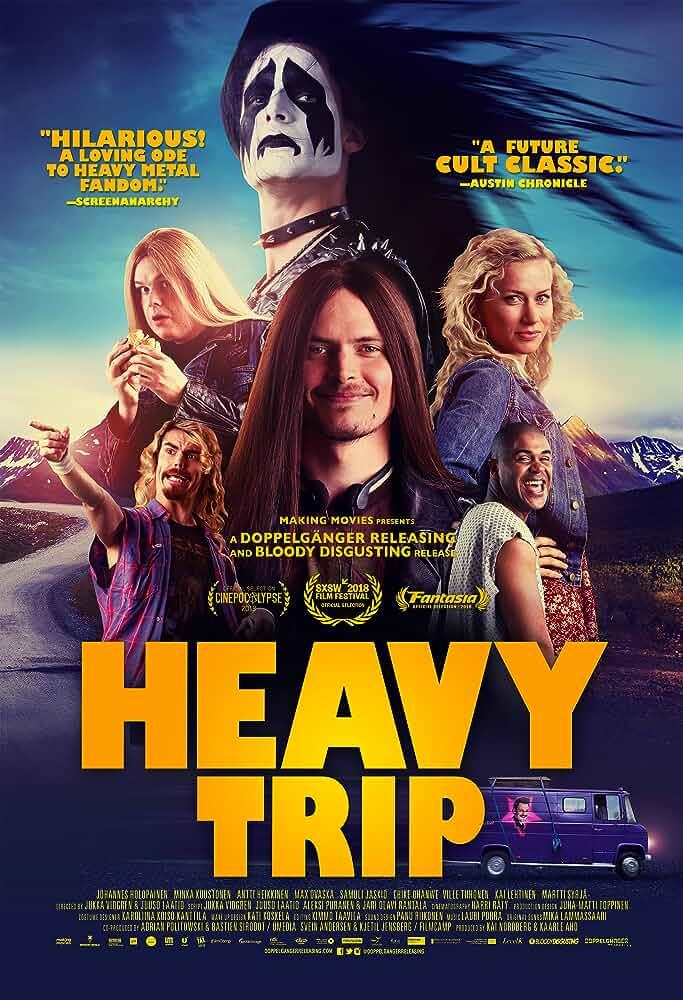 Heavy Trip 2018 Movie Poster at IMDB