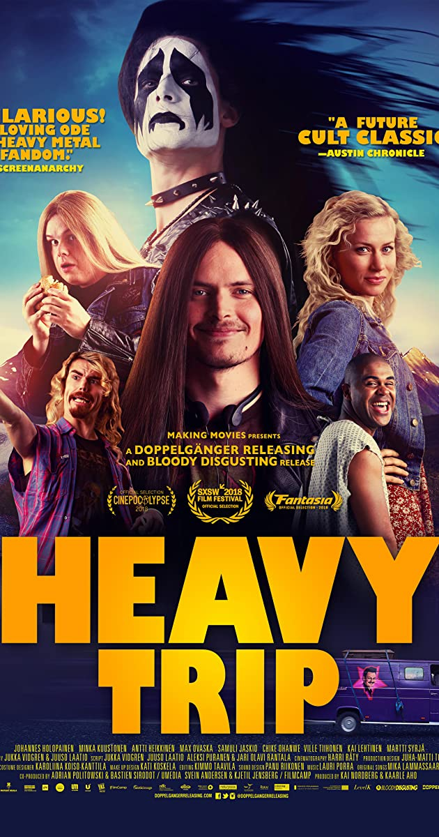 Play or Watch Movies for free Heavy Trip (2018)