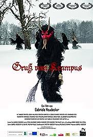 Greetings from Krampus Poster