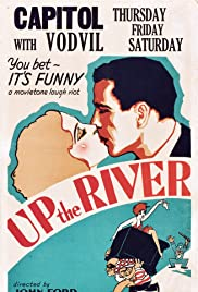 Up the River Poster