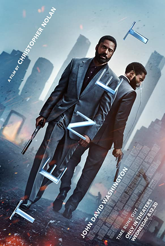Tenet (2020) Hindi Dubbed