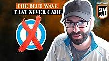 La ola azul que nunca llegó