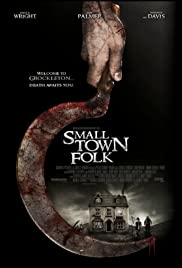 Small Town Folk Poster