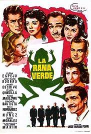 La rana verde Poster
