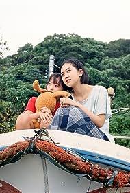 Hanada Runa and Miyu Ozawa in The Goldfish: Dreaming of the Sea (2021)