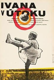 Ivana v útoku Poster