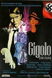 Just a Gigolo(1978) Poster - Movie Forum, Cast, Reviews