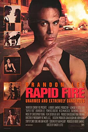 Where to stream Rapid Fire