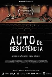 Auto de Resistência Poster