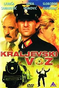 Slobodan Aligrudic and Ljubisa Samardzic in Kraljevski voz (1981)