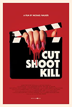 Cut Shoot Kill Poster