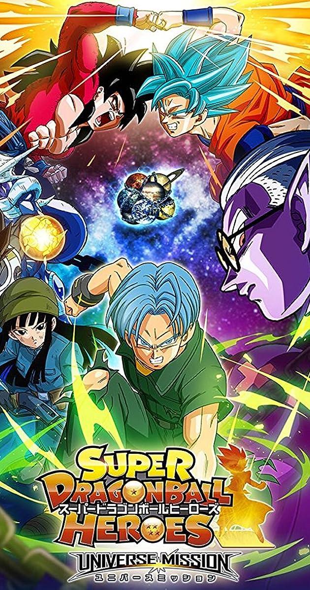 Super Dragon Ball Heroes Season 1 Imdb