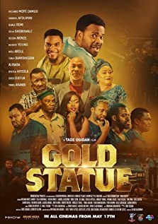 Gold Statue (2019)