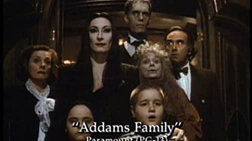 Trailer for The Addams Family