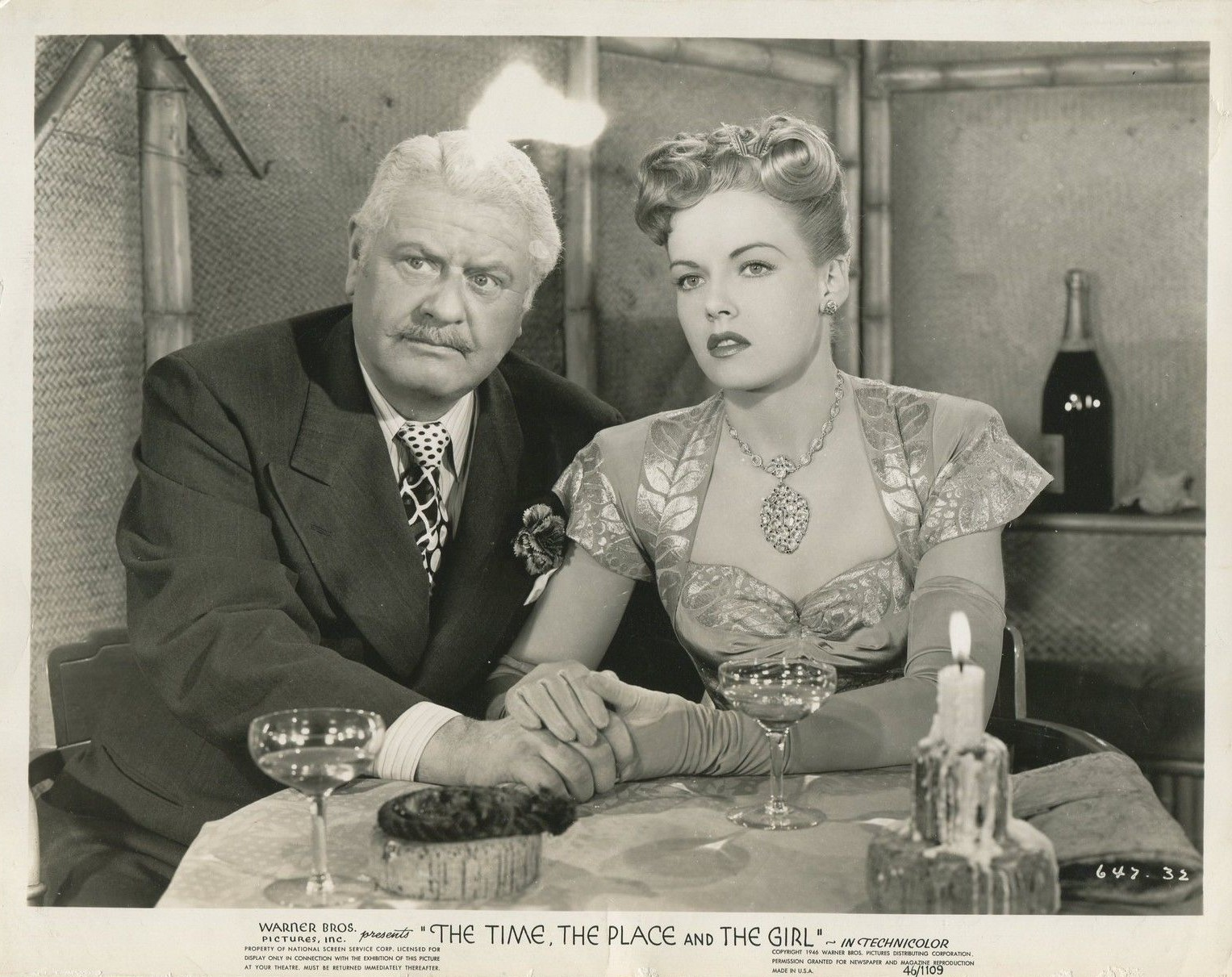 The Time, the Place and the Girl (1946) - IMDb