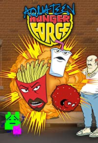 Primary photo for Aqua Teen Hunger Force