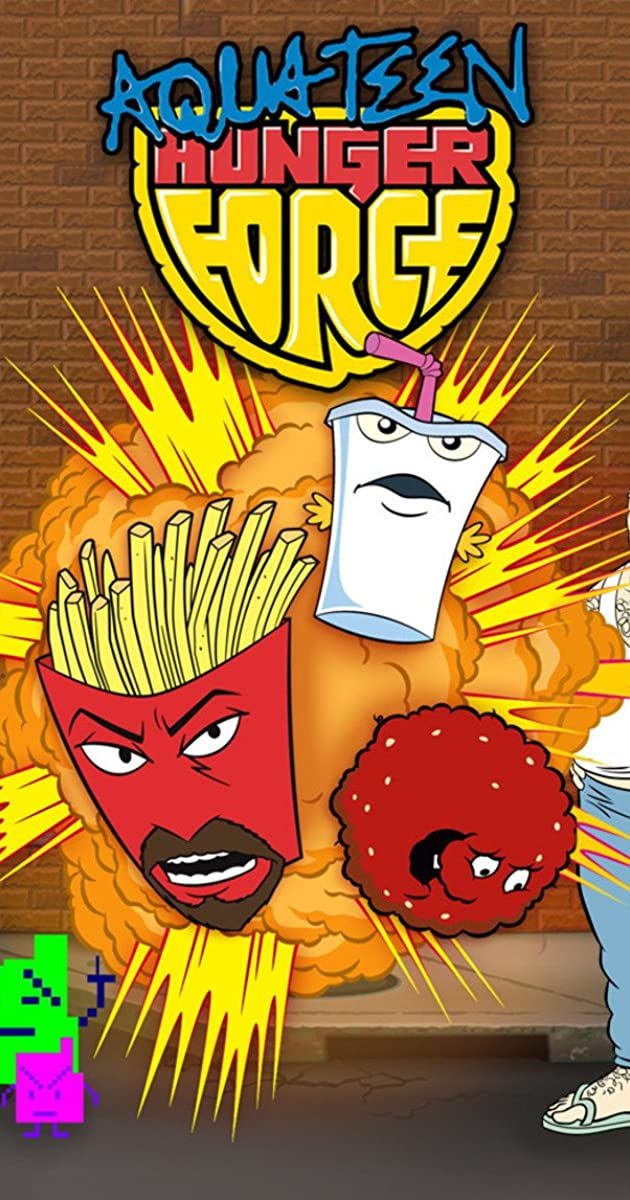 Aqua Teen Hunger Force (TV Series 2000–2015) - IMDb
