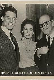 Paul Burke, Victor Rodman, and May Wynn in Noah's Ark (1956)