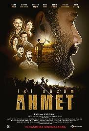 Iki Gözüm Ahmet Poster