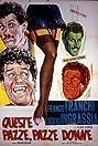 Queste pazze pazze donne (1964) Poster