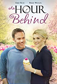 Barry Watson and Emily Rose in An Hour Behind (2017)