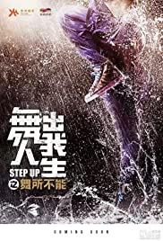 Step Up China Poster