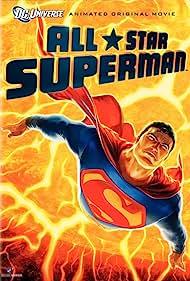 All-Star Superman (2011) Poster - Movie Forum, Cast, Reviews