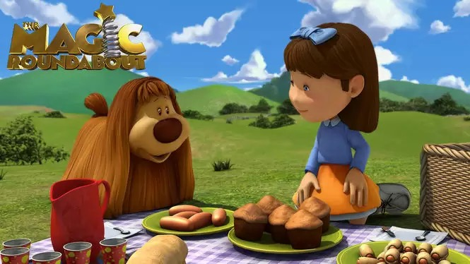 the magic roundabout movie review