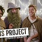 Ken Arpino, Trey Gerrald, Chris Dwan, Bj Gruber, and André Jordan in The Queens Project (2015)