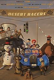 Desert Racers Poster