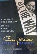 Patsy Mink: Ahead of the Majority