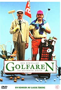 Primary photo for Den ofrivillige golfaren
