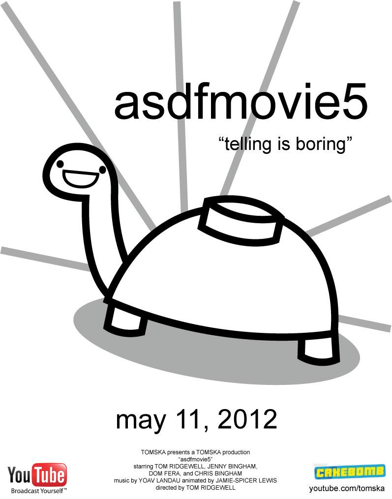 Asdfmovie5 2012 Imdb