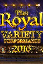 The Royal Variety Performance 2016 Poster
