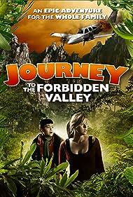 Jonathan Kos-Read, Douglas Tait, Erroll Shand, Sasha Jackson, and Jiahang Su in Journey to the Forbidden Valley (2017)
