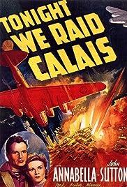 Tonight We Raid Calais Poster